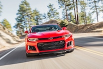 14 2017 Chevrolet Camaro ZL1 First Drive Road Test