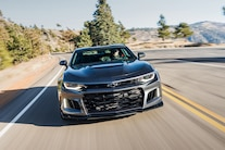 16 2017 Chevrolet Camaro ZL1 First Drive Road Test