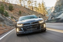 20 2017 Chevrolet Camaro ZL1 First Drive Road Test