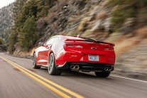 23 2017 Chevrolet Camaro ZL1 First Drive Road Test