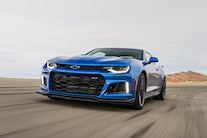 64 2017 Chevrolet Camaro ZL1 First Drive Road Test