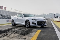 76 2017 Chevrolet Camaro ZL1 First Drive Road Test
