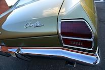 Galdi 1969 Chevrolet Chevelle Taillight 33