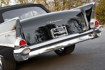 1957 Chevy Bel Air Rear