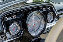 1957 Chevy Bel Air Gauges