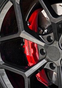2016 Camaro Ss Procharger Black Red 006