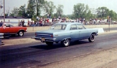 Holland 1965 Chevrolet Chevelle 300 Vintage Drag Photo