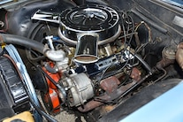 Holland 1965 Chevrolet Chevelle 300 Engine