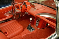 1960 Chevrolet Corvette Interior Shifter