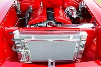 1957 Chevy Bel Air Pendelton Radiator