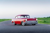 1957 Chevy Bel Air Pendelton 2