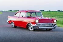 1957 Chevy Bel Air Pendelton Front End
