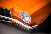 1971 Chevrolet Camaro Headlight