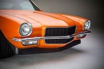 1971 Chevrolet Camaro Headlights
