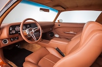 1971 Chevrolet Camaro Interior