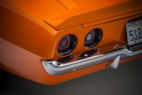 1971 Chevrolet Camaro Taillights