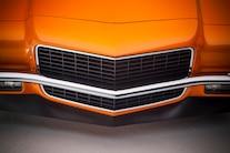 1971 Chevrolet Camaro Grille