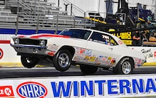 Chevy Drag Cars Ron Lewis 2017 Nhra Winternationals 057