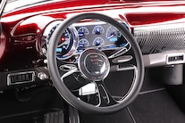 1953 Chevy Belair Coupe Supercharged Ls3 Edelbrock Steering Wheel