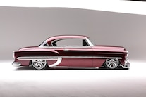 1953 Chevy Belair Coupe Supercharged Ls3 Edelbrock Right Profile