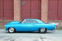 1967 Chevrolet Nova Side