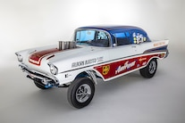 1957 Chevy Gasser Woodys Giveaway Tri Five Nationals 2017 All American 030