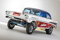 1957 Chevy Gasser Woodys Giveaway Tri Five Nationals 2017 All American 001