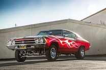 1969 Chevrolet Chevelle Front Side