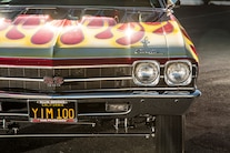 1969 Chevrolet Chevelle Headlights