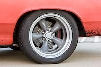 1966 Chevrolet Chevelle Wheel