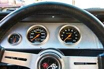 1966 Chevrolet Chevelle Cluster