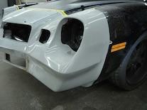 Project Zedsled Camaro Front Bumper Fiberglass 16