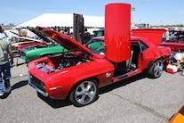 058 Original Super Chevy Show Memphis 2017 Saturday Am Drag Race Car Show