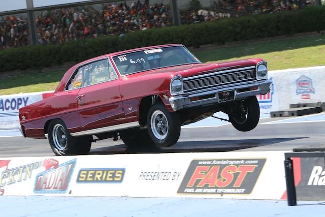 Original Super Chevy Show Memphis 2017 Saturday Am Drag Race Car Show Afternoon 1