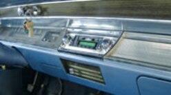 0908chp 01 Pl 1967 Chevy Chevelle Custom Autosound Stereo Install Restored Dashboard
