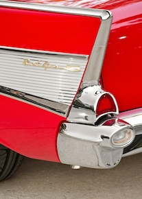 Pro Touring 1957 Chevy Bel Air 017