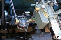 1953 Corvette Chassis Number3 Cutaway Mackay 010