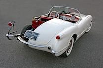 1953 Corvette Chassis Number3 Cutaway Mackay 006
