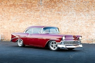 1956 Chevy 210 With LS Power and a Morrison GT Sport Chassis