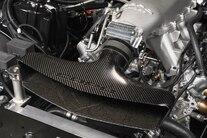 31 COPO Camaro Intake Snorkel And Throttle Body