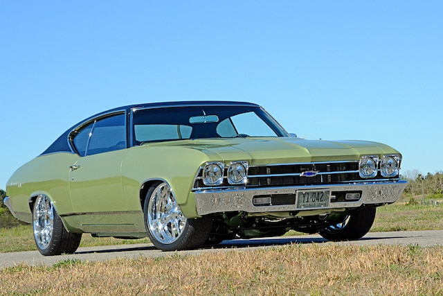 This 1969 Chevrolet Malibu Changed Horses In The Middle Of The Steam