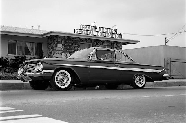 Gurney 1961 Chevrolet Impala Side