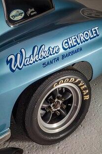 1963 Corvette Z06 Big Tank Washburn Edelbrock 006