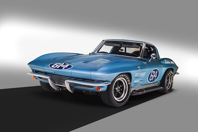 1963 Corvette Z06 Big Tank Washburn Edelbrock 001