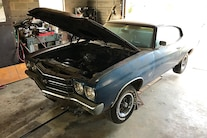 065 1970 Chevelle Ss Blue