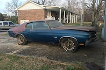 073 1970 Chevelle Ss Blue