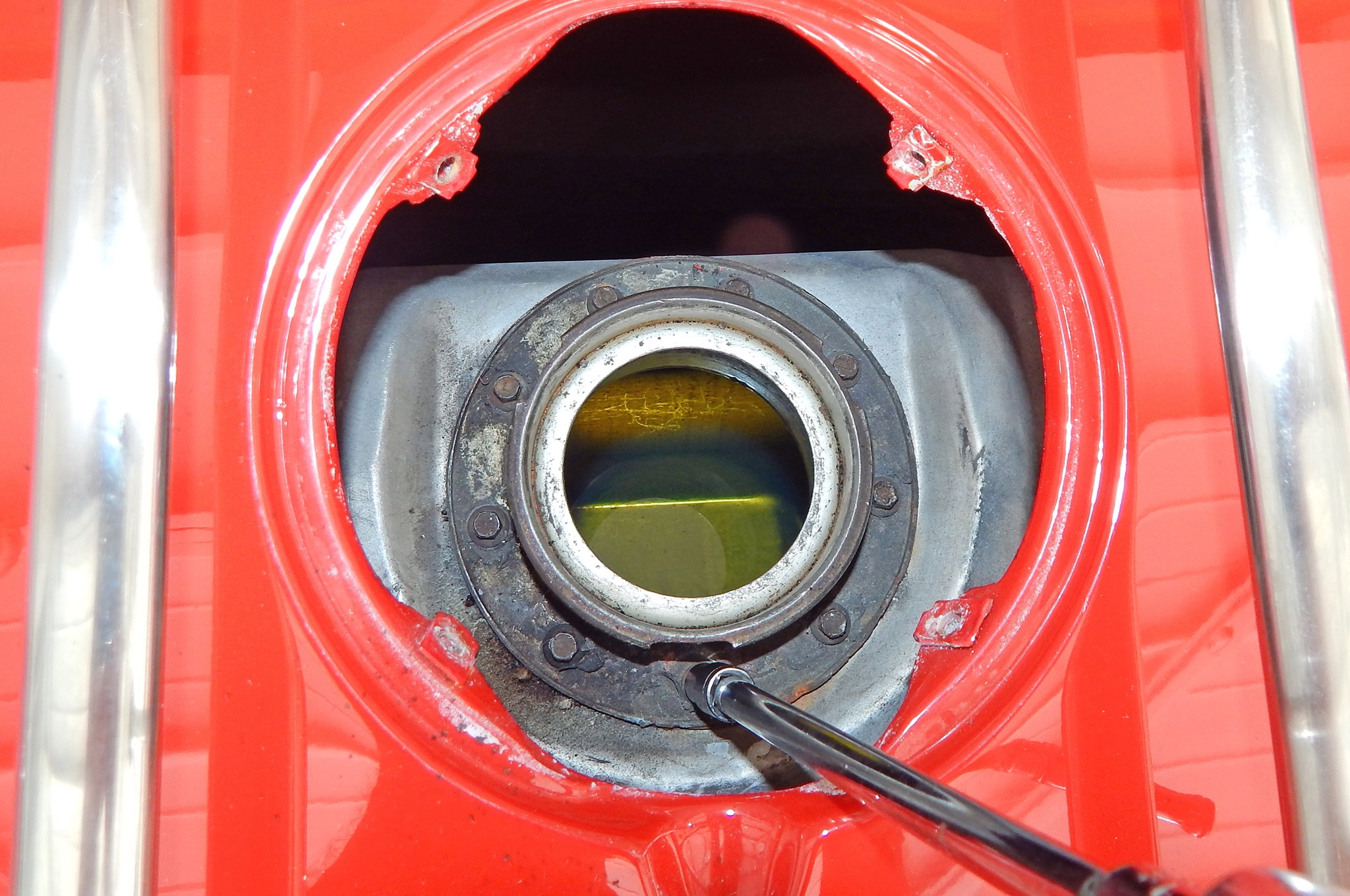 Corvette Gas Fume Detection 008