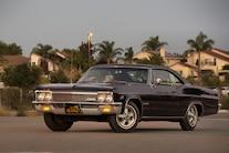 001 Halluska 1966 Chevrolet Impala Ss Front Three Quarter Alt 1