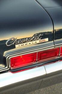 009 Halluska 1966 Chevrolet Impala Ss Taillight
