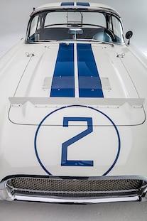 1960 Corvette Cunningham Number 2 Le Mans 008